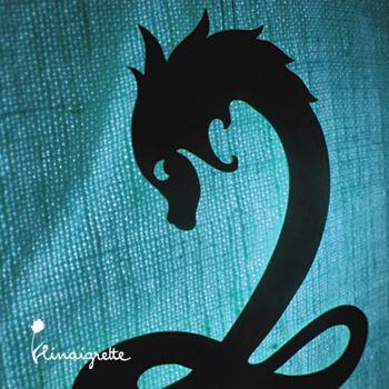 illustration 1 pour le portfolio 2012-annee-du-dragon
