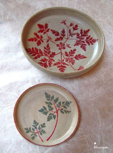 illustration 1 pour le portfolio rouge-geranium