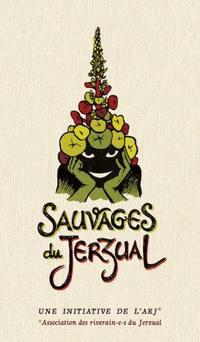 illustration 1 pour le portfolio sauvages-du-jerzual-identite-et-communication