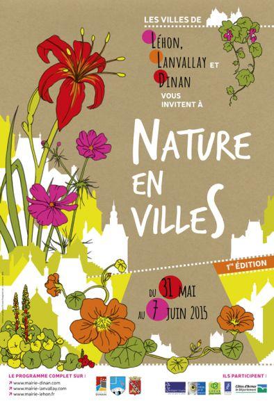 illustration 1 pour le portfolio nature-en-villes