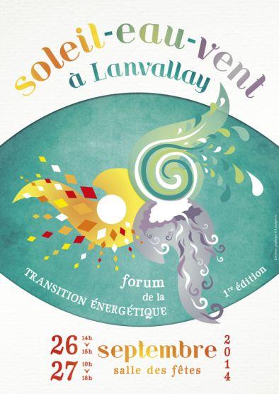 illustration 1 pour le portfolio soleil-au-vent-a-lanvallay