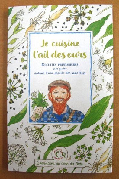 illustration 1 pour le portfolio je-cuisine-l-ail-des-ours-4e
