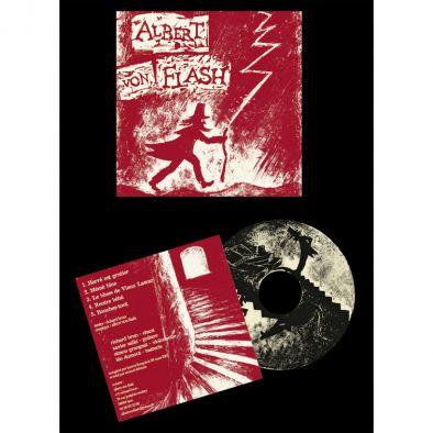 illustration 1 pour le portfolio albert-von-flash
