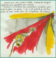 illustration 1 pour le portfolio la-balafre-de-tom